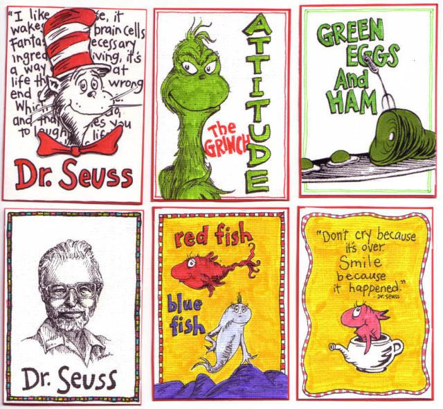 POETRY BY DR.SEUSS | WISDOM OF DR.SEUSS